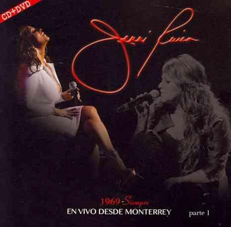 1969:SIEMPRE/VIVO DESDE MONTERREY P1 BY RIVERA,JENNI (CD)